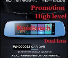 "8"" 4G 1080P Android 5.1 Car Rear View Mirror Monitor Recorder Car DVR GPS ADAS"