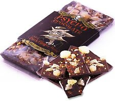 Short Dated Psycho 100g Chilli Dark Chocolate Ginger Beer Ghost Pepper Bar Gift