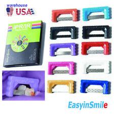 Dental Ortho Interproximal Enamel Reduction Ipr System Polishing Strips Hand Use