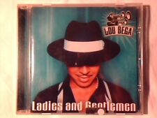 LOU BEGA Ladies and gentlemen cd COMPAY SEGUNDO