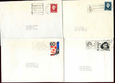 Netherlands 1979-1980, 28 Covers With Postmarks/Slogans #C40268