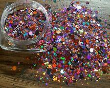 Nail glitter 5g GLITTER  BALL For acrylic or gel holographic  multicut glitter