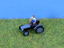 N gauge Painted Ferguson Tractor + driver (farmer) P&D Marsh PDX40 free post F1