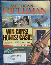 Magazine American Rifleman, JANUARY 2001 !!!THOMPSON/CENTER 22 Classic RIFLE!!!