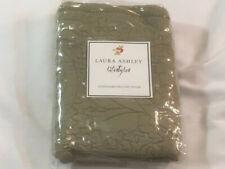 Laura Ashley Standard Pillow Sham - Green