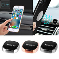 Strip Shape Magnetic GPS Car Phone Holder Stand For iPhone Samsung Magnet Mount