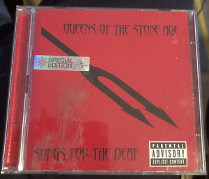 Queens Of The Stone Age - Songs For The Deaf - Special Edition - CD & DVD QOTSA