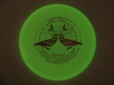 1992 Pdga National Doubles Championships * vintage Glow in the Dark mini marker