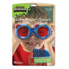 Learning Resources Color Mixing Glasses Primary Science Color ID Special Needs