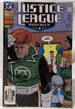 Justice League America #53 (Aug 1991, DC)