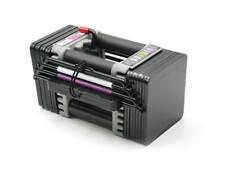 Powerblock Elite EXP 5-50 lbs Adjustable Dumbbell Stage 1 Set Pair 2020 Model