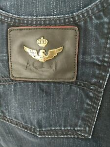 "Men's Blue Armani Jeans 30""Waist 33""Inside Leg"