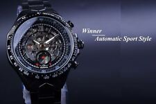 Superbe Montre AUTOMATIQUE FORSINING Sport Pour Homme Neuve Bracelet Metal PROMO
