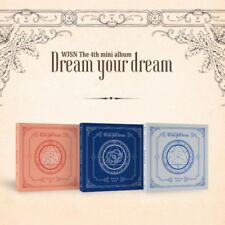 "WJSN ""Dream Your Dream"" Album - Pink, White, Blue [KPOP BTS BLACKPINK TWICE EXO]"