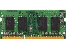 Kingston 8GB 204-Pin DDR3 SO-DIMM DDR3L 1600 (PC3L 12800) Unbuffered System Spec