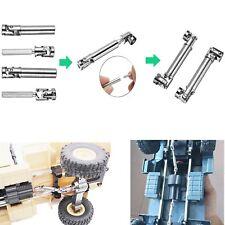Stahl Einziehbar Antrieb Swelle Drive Shaft für WPL 1/16 1/24 Militär LKW RC Car