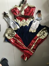 Wonder Woman Halloween Costume Size XS UK4 Justice League
