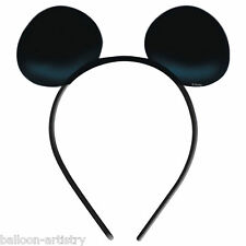 4 Disney Mickey Mouse Clubhouse Mouse Ear Headbands