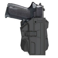 Holster Fit Sig Sauer SP2022 Concealed Carry Tactical Holder Paddle Case Right