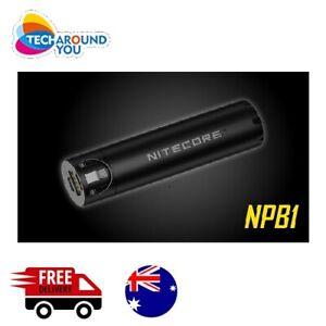 Nitecor NPB1 5000mAh QC3.0 Output IP68 Rated Waterproof Power Bank Authentic