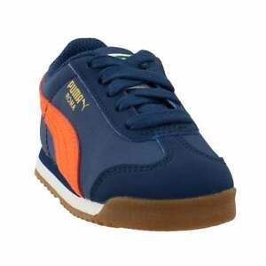 Puma Roma Basic Summer  Infant Boys  Sneakers Shoes Casual   - Blue
