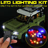 For LEGO 42110 For Land Rover Defender Car Bricks ONLY LED Light Lighting Kit *