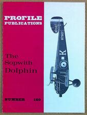 Aeronautica - Aviation - Profile Publications - N° 169 - The Sopwith Dolphin