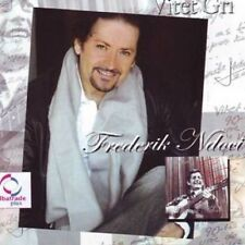 Frederik Ndoci - Vitet Gri. CD with Albanian Music Included Eurovision song 2007