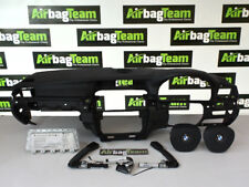 BMW 5 Series F10 2011 - 2015 Airbag Kit  Dashboard Driver Passenger Tensioners