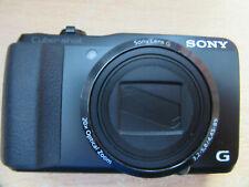 Sony Cyber-shot DSC-HX20V 18.2MP Digital Camera - Black V.G.C.