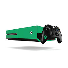 Xbox One Colourful Vinyl Wrap: Matte Green / Xbox One Skin Sticker Cover with...