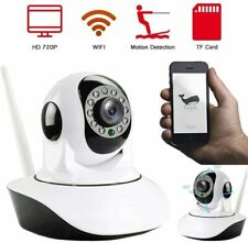 Premium Wireless HD Security Camera Night Version Motion Detector With a TF Card