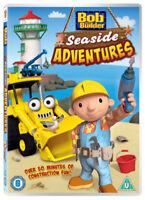 Bob the Builder: Seaside Adventures DVD (2012) Neil Morrissey cert U ***NEW***