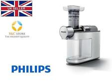 ~New PHILIPS AVANCE Micro Masticating juicer HR1945/80 quick clean slim design