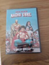 Nacho Libre (DVD, 2006) new and sealed dvd