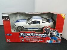 TRANSFORMERS ALTERNATORS FORD MUSTANG GT WHEELJACK NEW SEALED NISB!