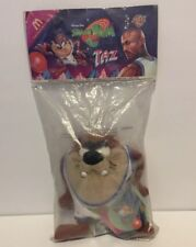 "TAZ Devil 9"" plush doll 1996 McDonalds Looney Tunes Warner Brothers Space Jam"