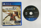 Final Fantasy Type-0 HD Day One Edition (Sony PlayStation 4 PS4, 2015) - Tested