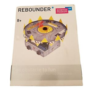 Science Museum UK Rebounder Power Bots Build Your Own Robot Great Gizmos 8+ RARE