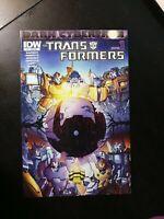 Transformers #1 Dark Cybertron Sub Cover IDW Comics Perez Jimenez Barber Roberts