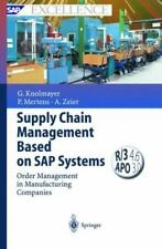 Supply Chain Management Based on SAP Systems: Or..., Zeier, Alexander 3540669523