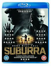 Suburra [Blu-ray] [DVD][Region 2]
