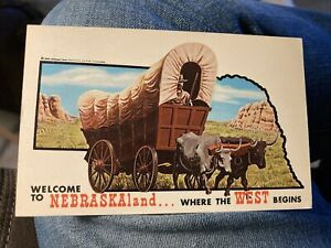 welcome to Nebraska land, where the west begins