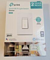 NEW TP-Link Smart Wi-Fi Light Switch Dimmer HS220 White TPLink Nest Alexa Google