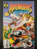 AVENGERS Unplugged #1 (1996 MARVEL Comics) VF/NM Book