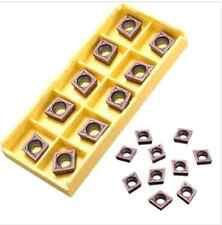10pcs ccmt 09t304 vp15tf ccmt 32.51 Carbide INSERT Carbide Cutter Turning Tool