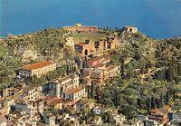 B68963 Taormina Panorama e Teatro Greco  italy