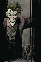 BATMAN WHITE KNIGHT #7 (OF 8) SEAN MURPHY COVER DC COMICS JOKER HARLEY QUINN