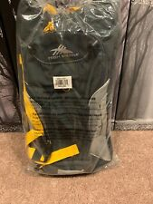 High Sierra Propel 70 Hydration Backpack Pack with 2L BPA Free Bladder Yellow