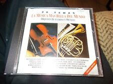LA MUSICA MAS BELLA DEL MUNDO CD